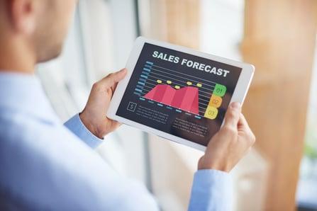 sales-forecast-on-digital-tablet-M9KAAZE